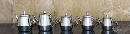 KOINUのティーポット・コーヒーポット
